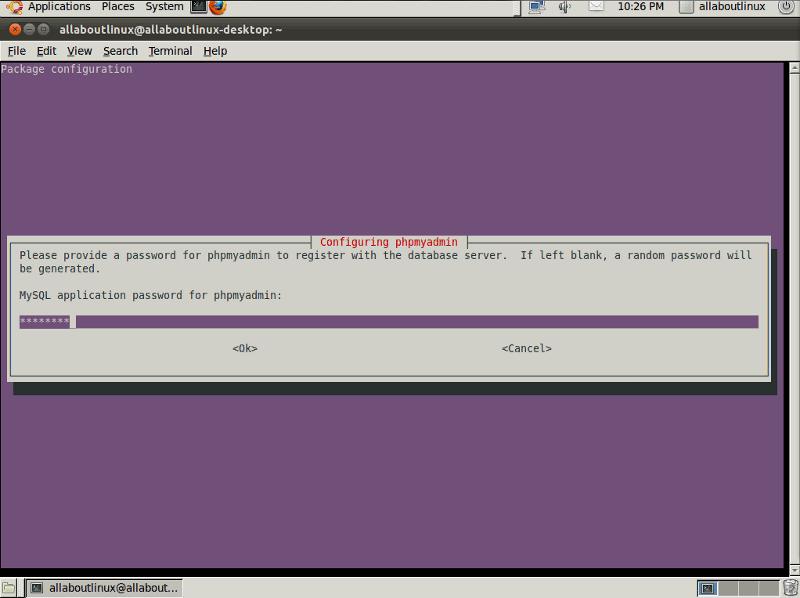 how to create a database in mysql command line ubuntu